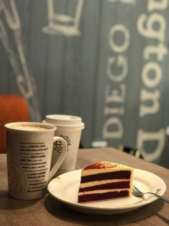 Caribou Coffee Doha Pearl