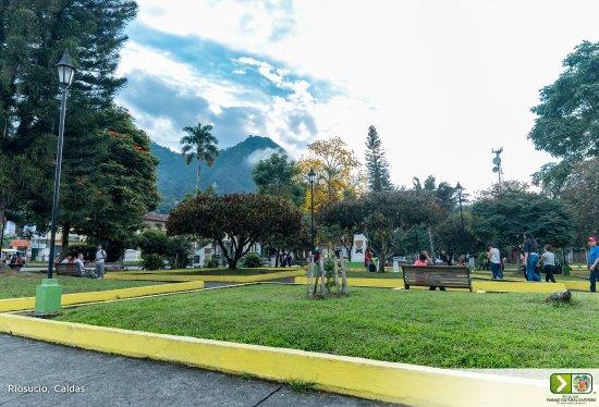 Riosucio, pueblo con encanto del Paisaje Cultural Cafetero de Colombia