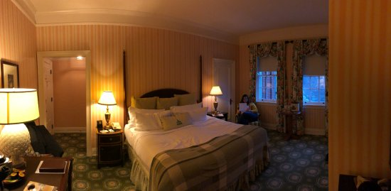Hot Springs, VA: Tower Room 1622