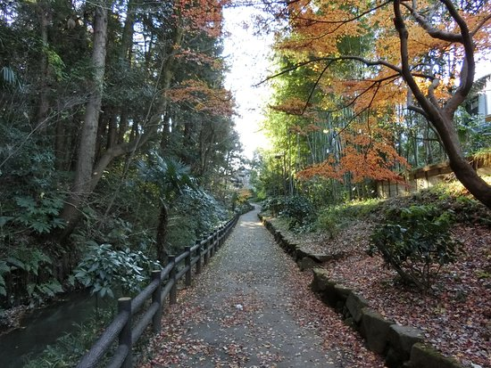 Katabira-gawa Shinsui Ryokudo