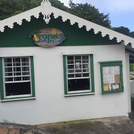 Tropic's Cafe : photo5.jpg