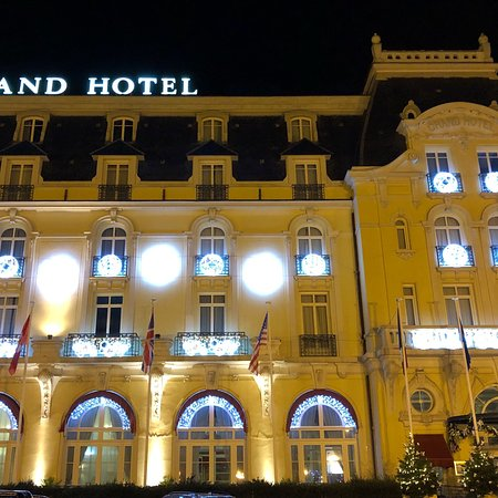 Photo de le grand hotel cabourg mgallery for Chambre 414 grand hotel cabourg