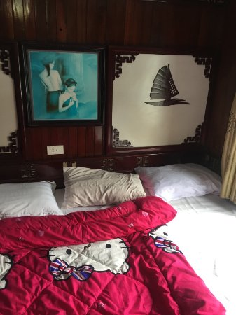 Hanoi Rose Hotel: The scam Cruise