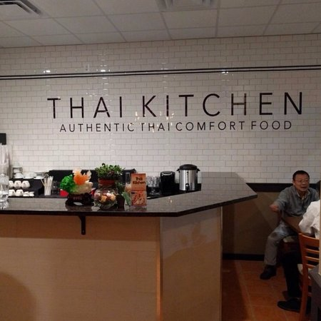 Centreville, VA: Comfy atmosphere, great food and friendly people. My new top choice for Thai!