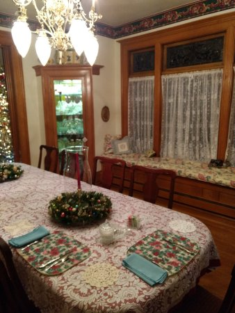 Clarion, PA: Wonderful dining room