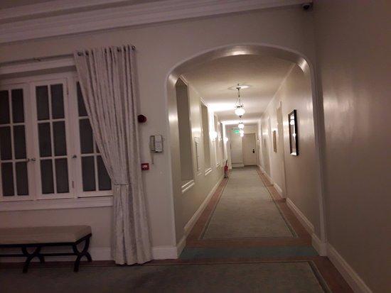 Belmond Copacabana Palace: Pasillo a las habitaciones