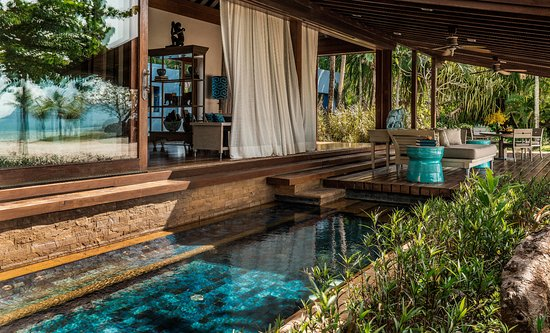 Tanjung Rhu, Малайзия: Beach Villa - Plunge Pool & Whirlpool