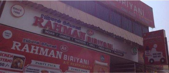 Best Restaurants In Tambaram