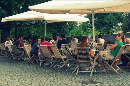 Taste of Ljubljana: Charcuterie, Cake and Wine on a Guided Walking...