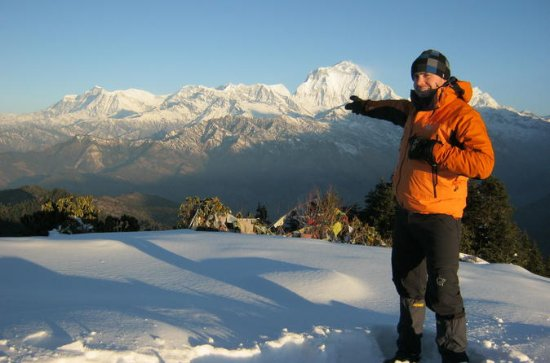 Mountain Delight Trekking to Jomsom, Muktinath ,Poonhill  for 13 days
