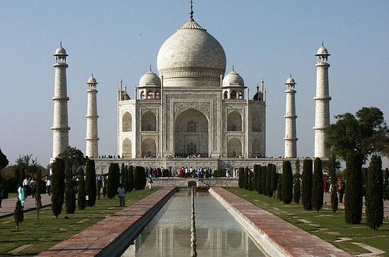 Agra Same Day-Tour from Delhi visit Taj...