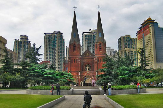 Private Shanghai Church and Jesuits...