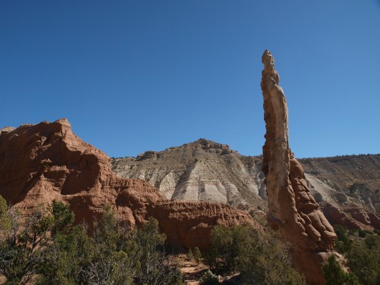 Cannonville, UT: Kodachrome Basin State Park