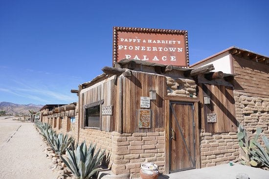 Pioneertown Bed And Breakfast