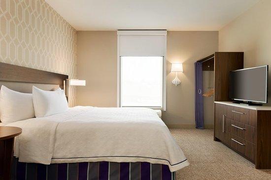 เมโนมินีฟอลส์, วิสคอนซิน: Guest room