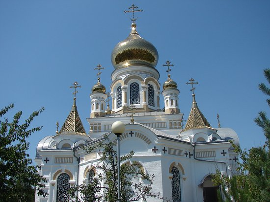 Holy Assumption Temple