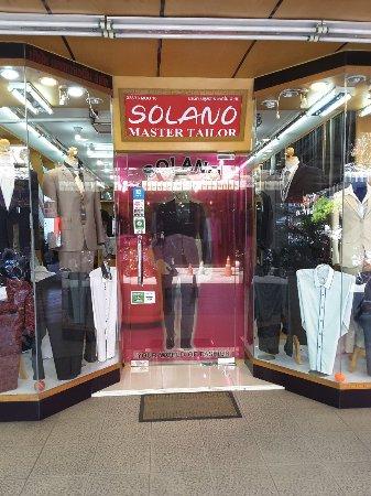 Solano Master Tailor