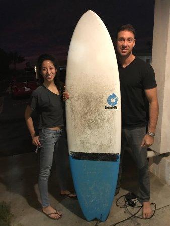 San Clemente Surfboard Co