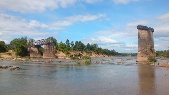 Salavan, Laos: Now so peacefull