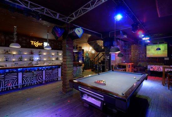 Views Of Donkey Sport Bar Picture Of Donkey Bar Restaurant Ho Chi Minh City Tripadvisor