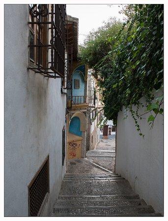 Las-Tres-Terrazas : Quartier de l'Albaicin