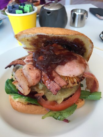 Maydena, Australia: Mountain Burger