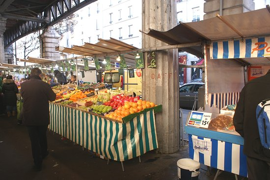 Marché Grenelle