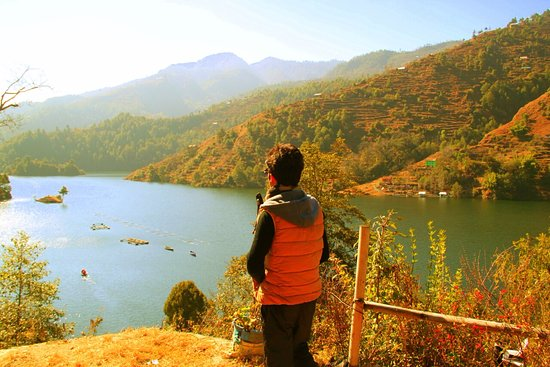 Kulekhani, Nepal: The seeing of sight!