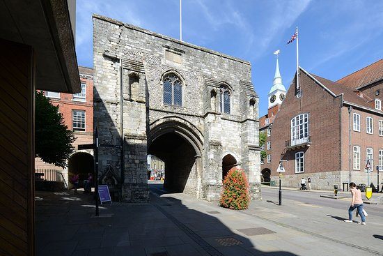 Winchester, UK: The Westgate Museum