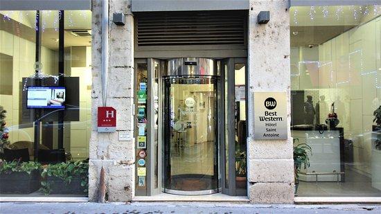 Hotel Best Western Lyon Saint Antoine