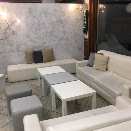 Caffe Domizia: Sala interna 🔝