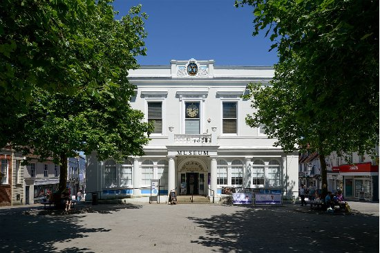 Basingstoke, UK: The Willis Museum