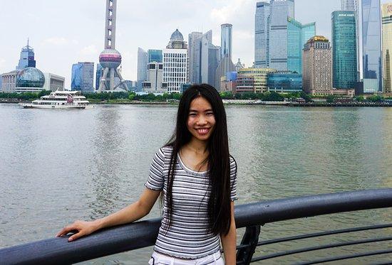 Szanghaj, Chiny: scarlett