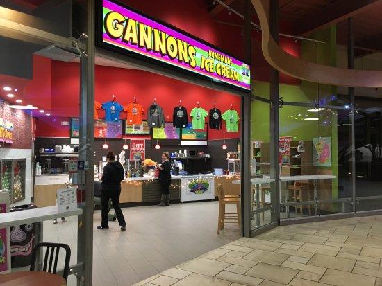Gannon's Ice Cream, Syracuse - 9090 Destiny USA Dr ...