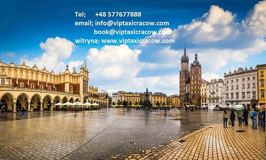 Taxi Krakow TRIP & TRANSFERS