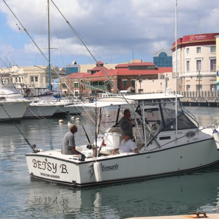 picture of betsy b barbados fishing charters
