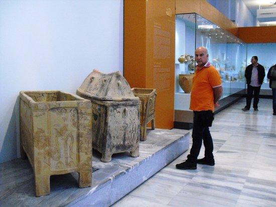 Heraklion Archaeological Museum: Αρχαιολογικό Μουσείο Ηρακλείου