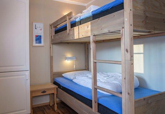 Birkebeineren Hotel & Apartments: Apartments, køyeseng. Photo: Geir Olsen