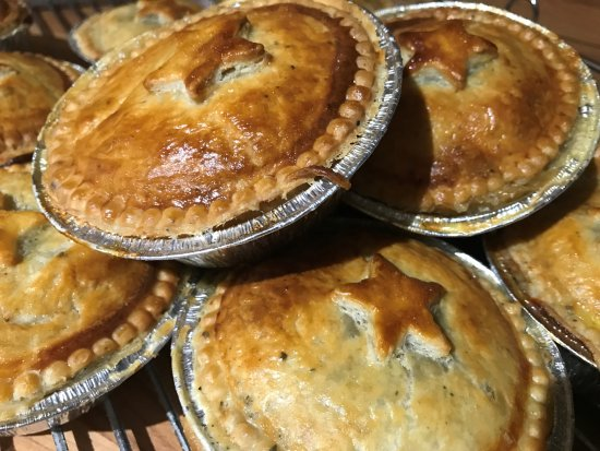 Christmas Pies.Pie Jackers Christmas Pies Available Now Oliver S Redcar