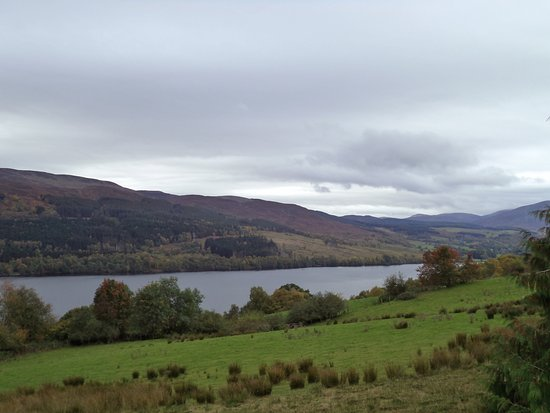 Strath Tummel Photo