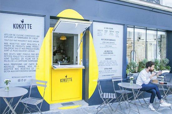 Restaurant Kokotte Paris