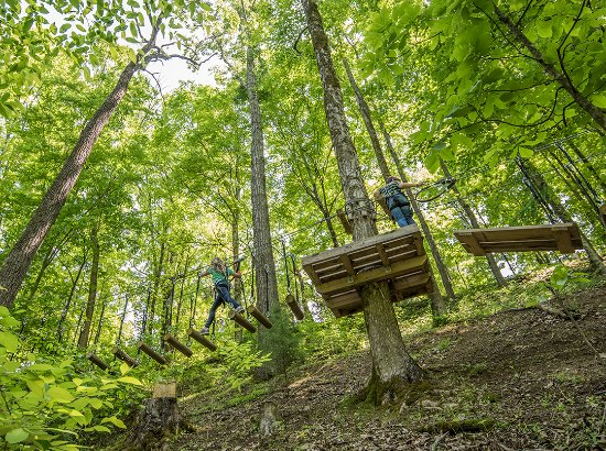 Tree Tops Ropes Course Sevierville 2019 All You Need