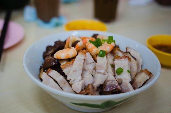 Restoran Xin Quan Fang : The roast pork that was decent