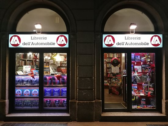 Libreria dell'Automobile - International motoring bookstore