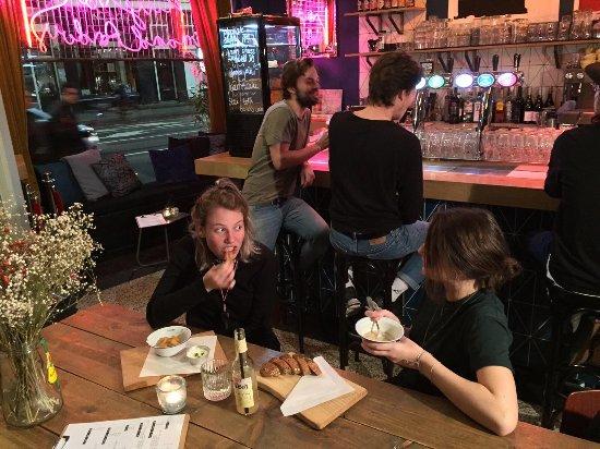 Huis van iemand anders amsterdam oude pijp restaurant reviews
