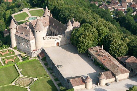 Virieu Castle
