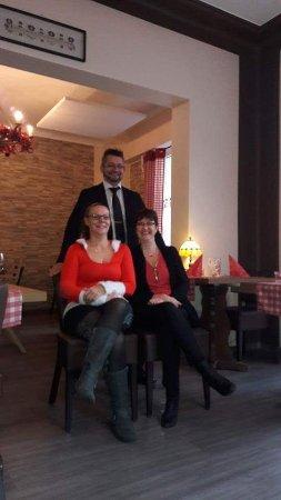 Reichshoffen, فرنسا: La Table D'Alsace