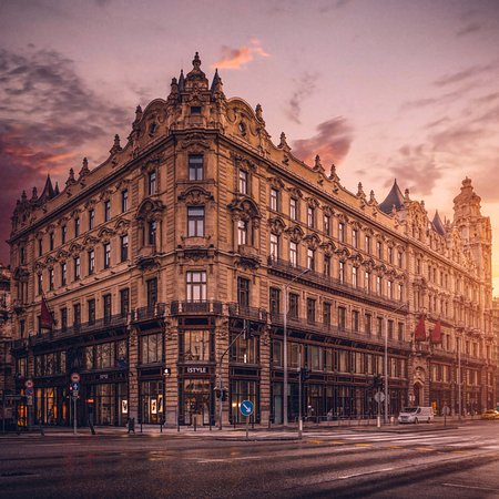Bar Panoları (St. Petersburg): Genel Bakış