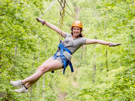 Adventure Park Ziplines (Sevierville) - Updated 2019 - All
