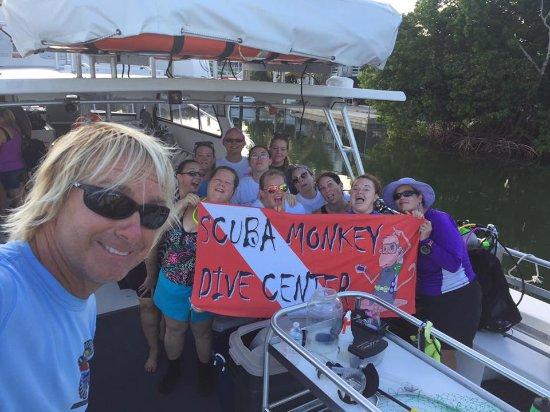 Alachua, FL: Key Largo women's dive week. <3